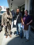 Khalid Amine, Yaussef Rahmani, and Friederike Felbeck contacted Richard Gough