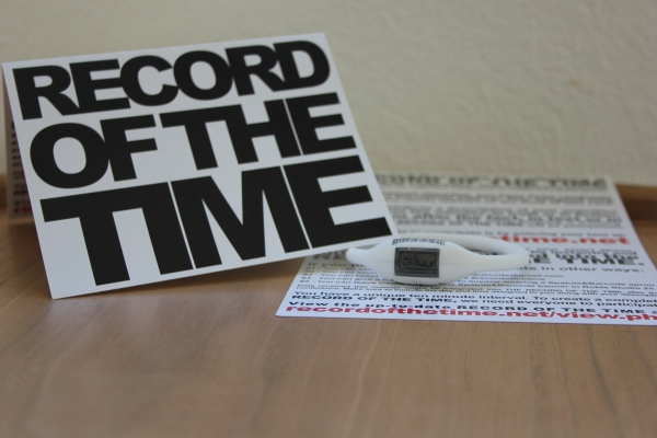 Invitation and Timepiece for Record of the Time